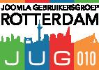 JUG010 logo - Gebruikersgroep Joomla Regio Rotterdam